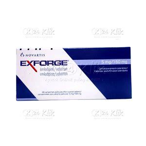 Obat Exforge by Jual Beli Exforge 5mg 160mg Tab K24klik
