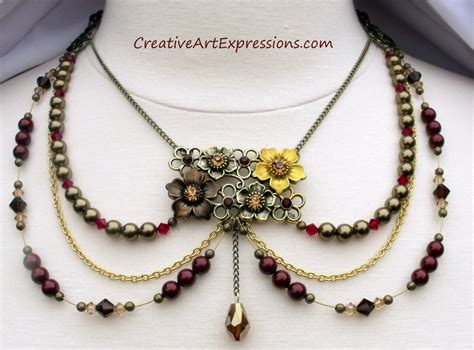 Handmade Pearl Jewelry Designs - creative expressions handmade pearl