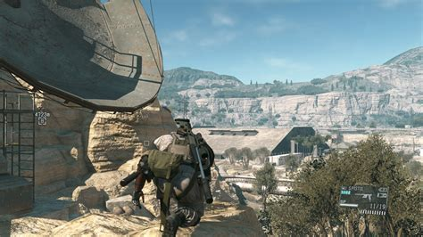 Metal Gear Solid 5 metal gear solid 5 the phantom review expert reviews