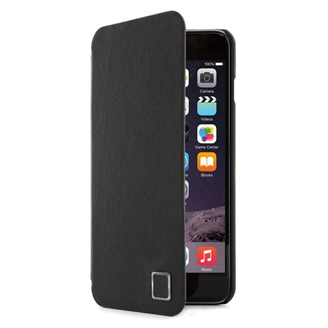 iphone     super slim real leather case