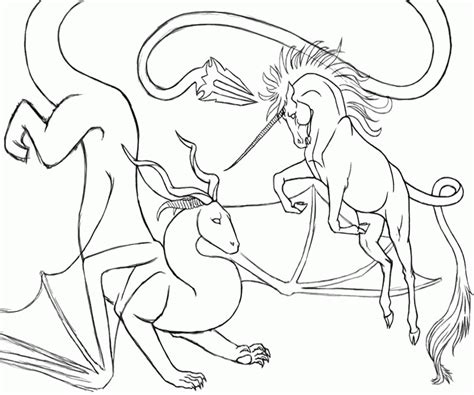unicorn coloring page pdf unicorn coloring pages unicorn dragon scales coloring