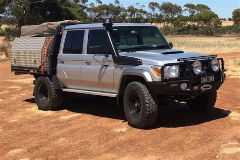 lightforce ls for sale tim s 2015 toyota landcruiser 79 tourer loaded 4x4