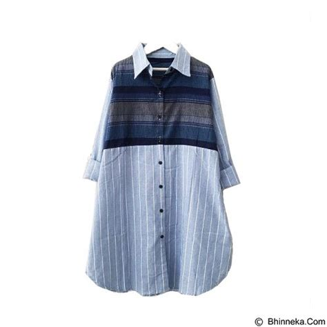 Kemeja Blueline jual modenesia line blue merchant murah bhinneka