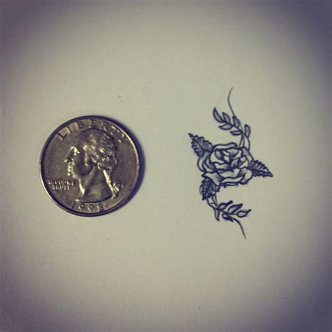 small black and white rose tattoos small sketch drawing by ranz