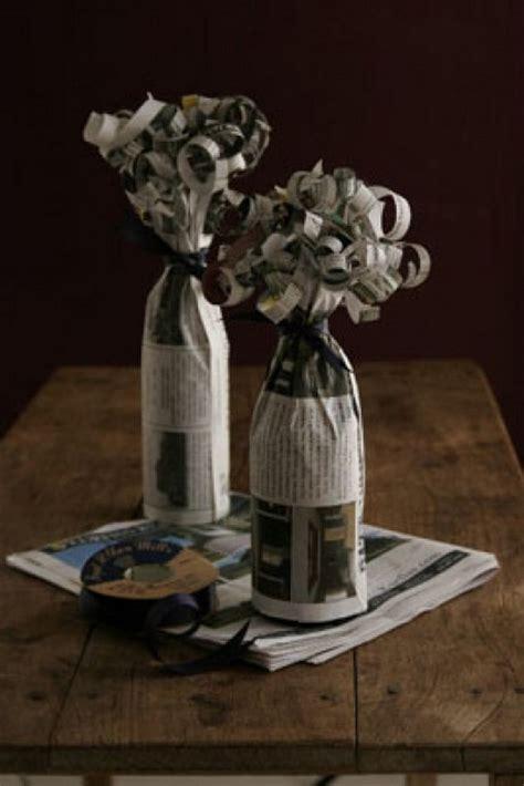 wine bottle gift wrap ideas 14
