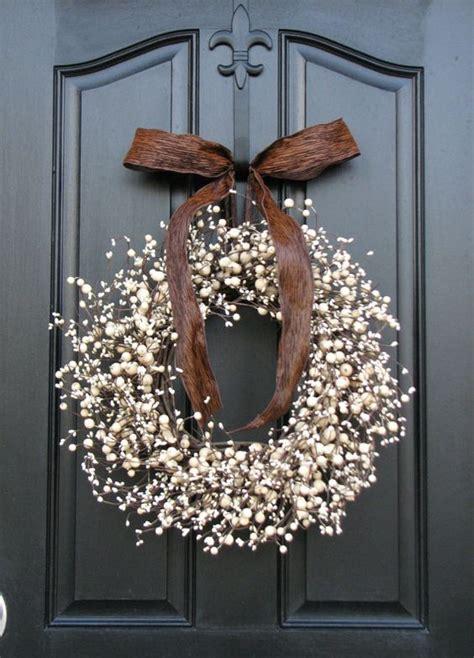 Berry Wreaths Front Door Berry Wreath Front Door Wreaths And Door Wreath On