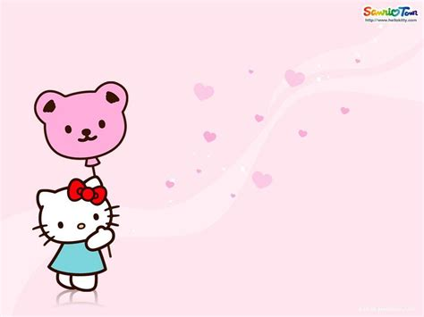 free hello kitty themes to download hello kitty desktop backgrounds wallpapers wallpaper cave