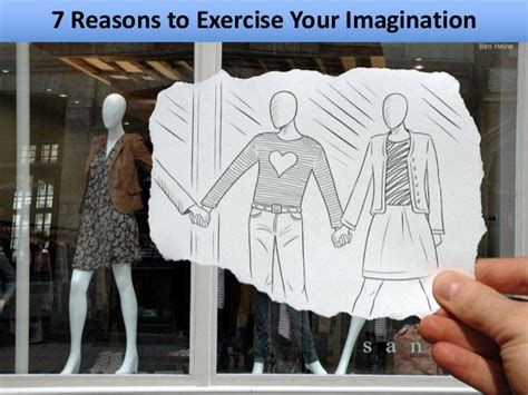 7 Reasons To Update Your Work Out by 7 Reasons To Exercise Your Imagination