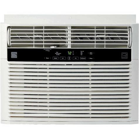 new kenmore 6000 btu window air conditioner cool 250 sqft