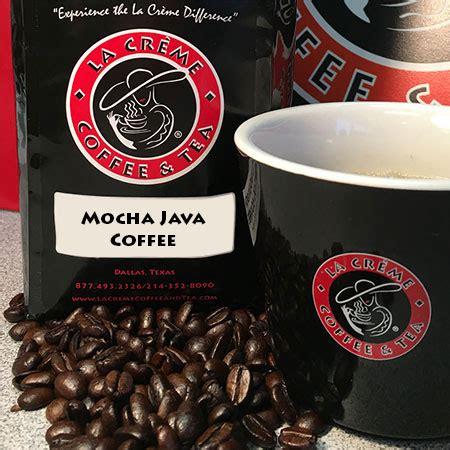 Premier Mocha Coffee mocha java coffee la creme coffee and tea