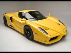 Enzo Yellow Cars Wallpapers Yellow Enzo Wallpaper