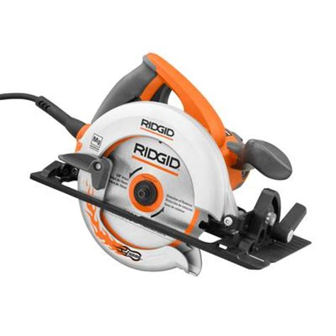 ridgid ridgid 12 6 1 2 in framing circular saw home
