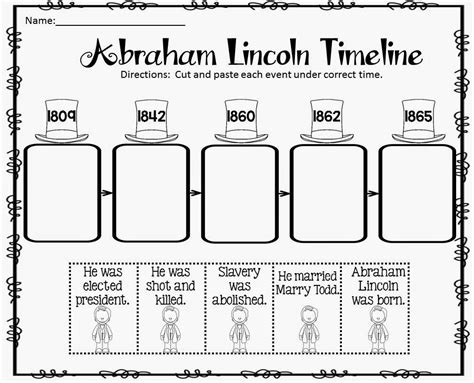 biography of abraham lincoln worksheet answers the best of teacher entrepreneurs