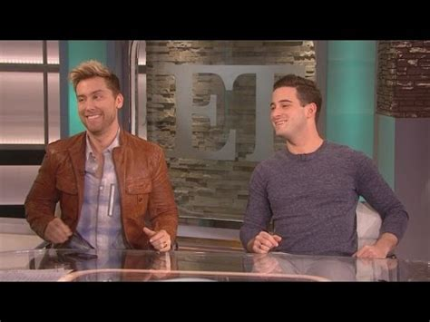 details mike injoo s wedding lance bass and michael turchin tease wedding details and a