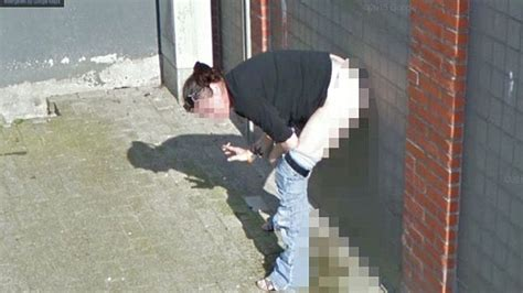 imagenes raras de google street view las fotos m 193 s locas sacadas de quot google street view