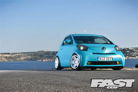 toyota fast car modified toyota iq fast car