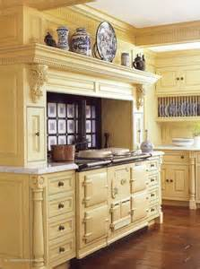 love pretty yellow kitchen http media
