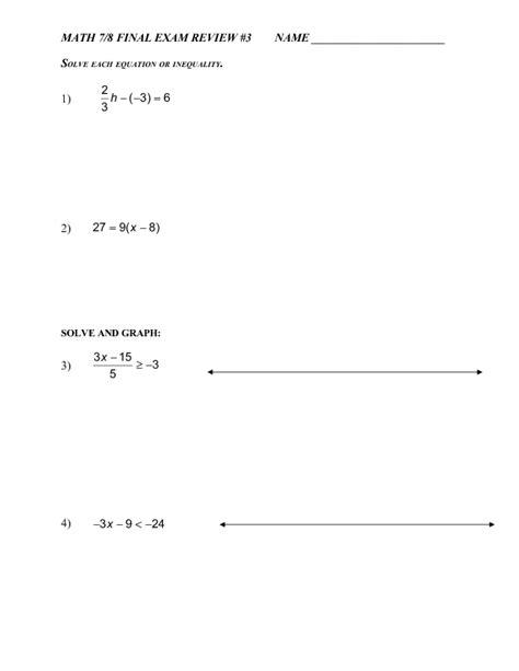 free printable math worksheets variables math pre algebra worksheets 7th grade math worksheets