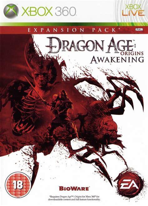 dragon age ii for xbox 360 gamefaqs dragon age origins awakening box shot for xbox 360
