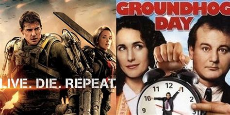 groundhog day vs edge of tomorrow 5 similarities between edge of tomorrow and