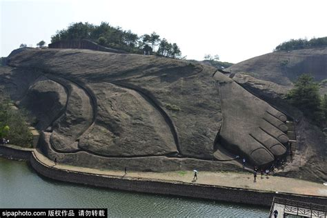 largest reclining buddha in the world world s largest reclining buddha statue in jiangxi 5