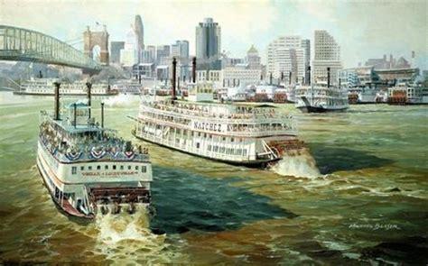 steamboat history history steamboat natchez