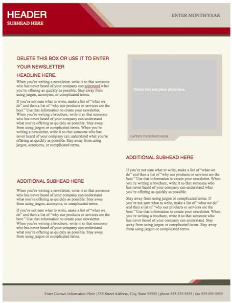 health newsletter templates health stylish newsletter template free iwork templates