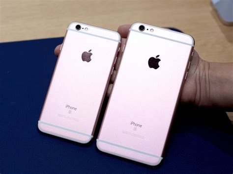 what size iphone should you get iphone 6s or iphone 6s plus imore