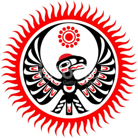 eagle totem stock vector freeimages.com