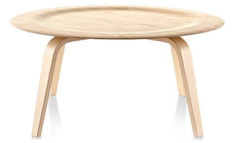 Eames Coffee Table Eames 174 Molded Plywood Coffee Table With Wood Base Hivemodern