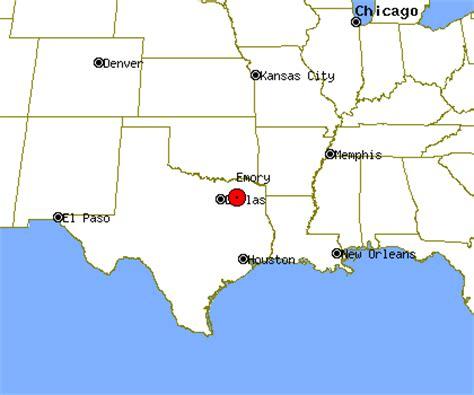 emory texas map emory profile emory tx population crime map