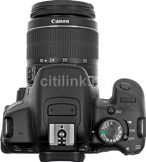Kamera Canon Eos 650d Kit Ef S 18 135mm canon eos 650d kit ef s 18