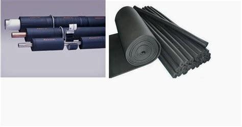 Insulation Tembaga Aeroflex pt dwikarya cipta utama jual pipa tembaga cooper