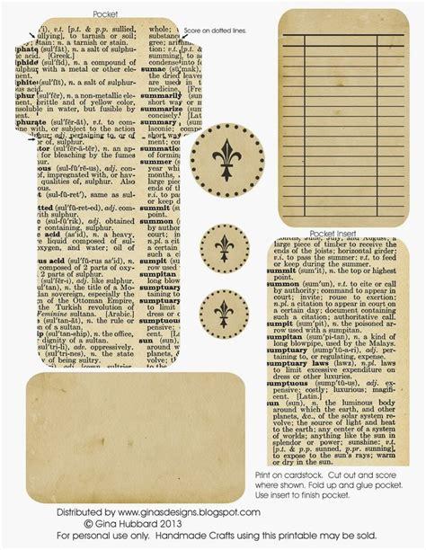 Printable Junk Journal | 781 best images about free digital printables on