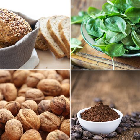 alimentos que contienen sales minerales 10 alimentos muy ricos en vitaminas y minerales foto 1