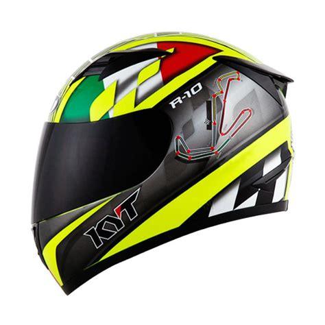 Helm Kyt Kuning jual kyt rc 10 helm kuning abu merah harga kualitas terjamin blibli