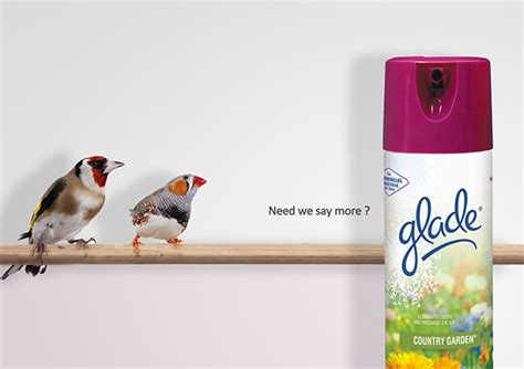 Glade Air Freshener Ad Glade Air Fresheners On Behance