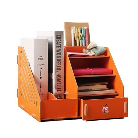 Stationery Desk Tidy by Desktop File Holder Stationery Organiser Desk Tidy Made