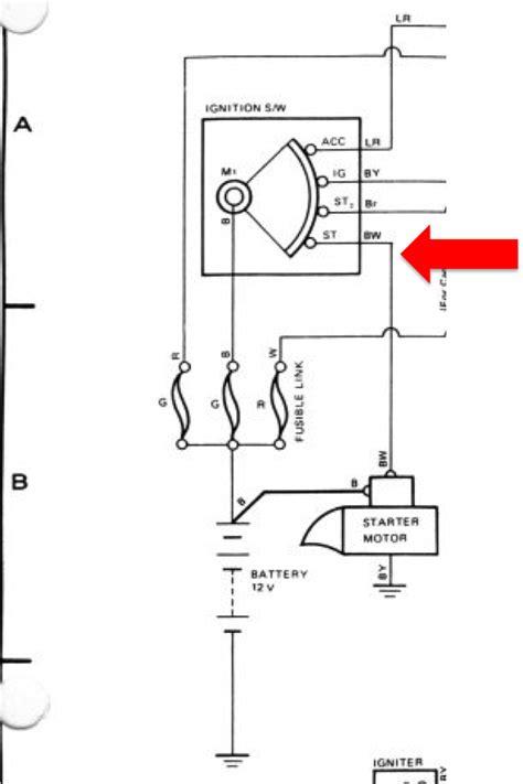 caterpillar 24v starter motor wiring diagram 24 volt relay