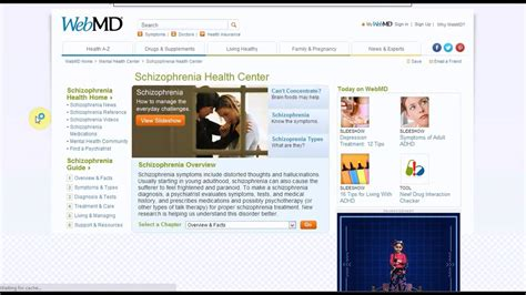 WEBMD.COM 'Health Information Services' - YouTube Webmd Website Physician Directory
