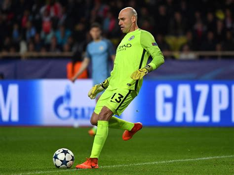 Willy Caballero Chelsea Sign Former Manchester City Goalkeeper Willy
