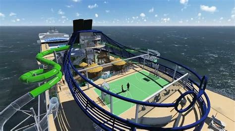 Adventure Of The Seas Floor Plan msc seaside itinerary schedule current position