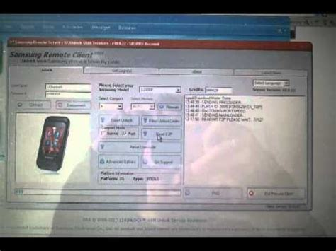 srs: howto remove simlock of samsung gt c3300k youtube