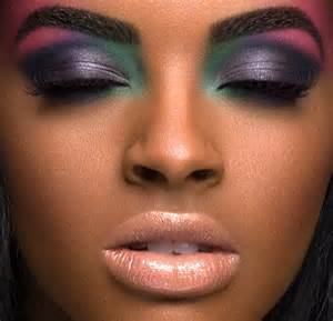 colors that look on brown skin whatever is n flashion dramatic makeup looks