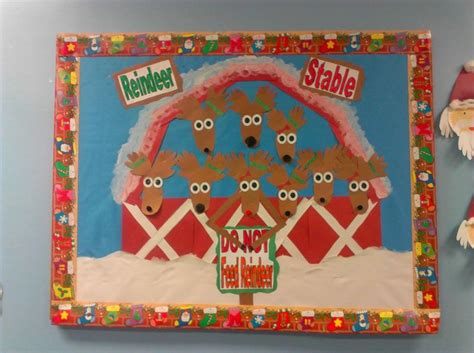 unwrap good behavior christmas bulletin board 227 best bulletin boards for work images on bookshelf ideas library ideas and