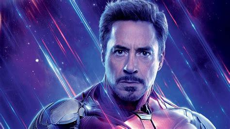 avengers endgame iron man tony stark wallpaper