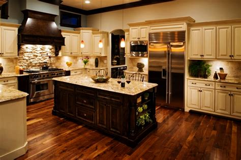 Kitchen Designs Ideas Pictures Traditional Kitchen Designs Lightandwiregallery