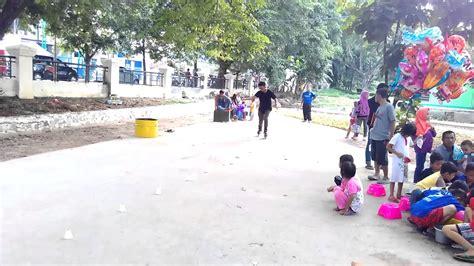 Sepatu All Di Bandar Lung rolling sore sepatu roda di taman layak anak simpang tiga
