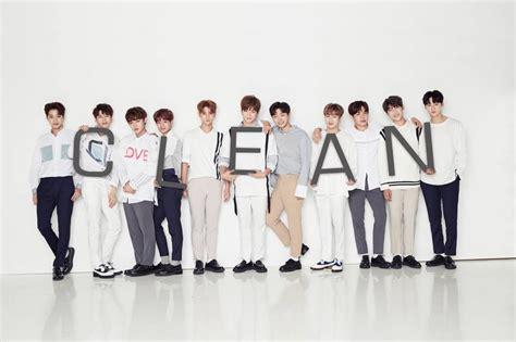 wanna one ceci korea teases photo shoot with all eleven wanna one