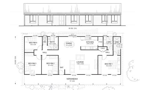 sandford 4 met kit homes 4 bedroom steel frame kit